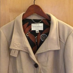 Banana Republic Beige Jacket